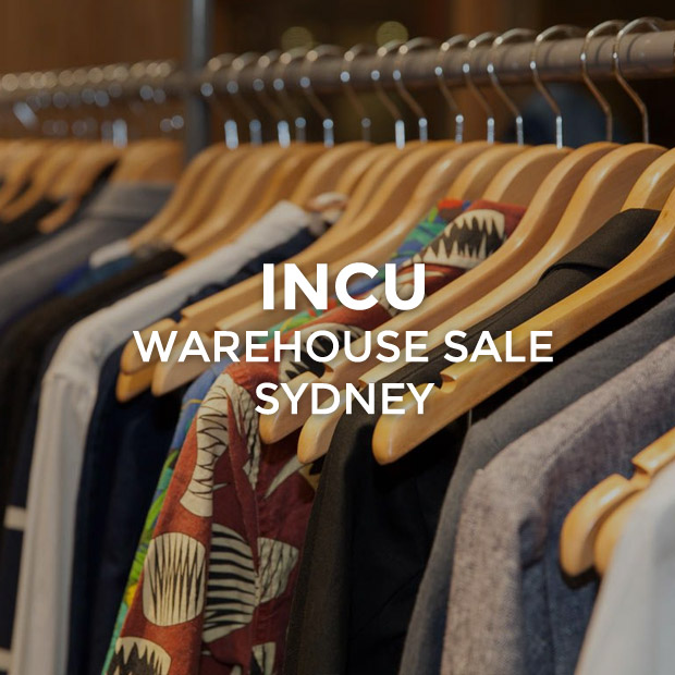 incu warehouse sale