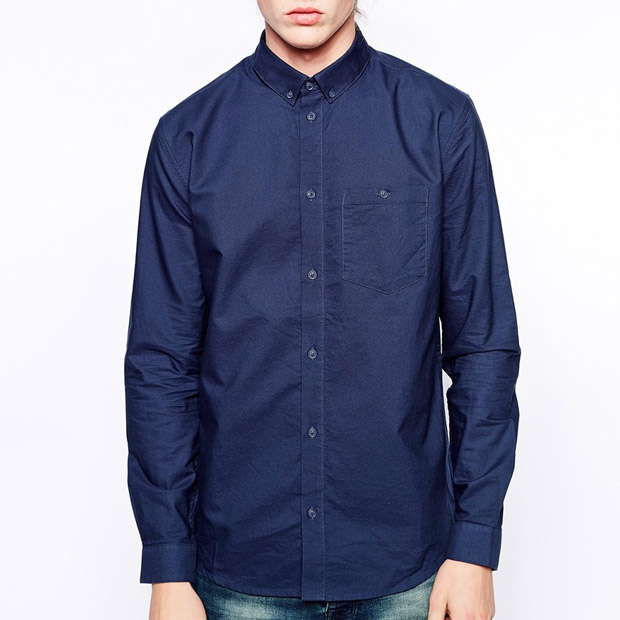 weekday oxford shirt
