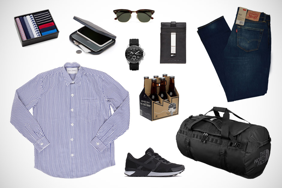 Hey Gents Father's Day Gift Guide