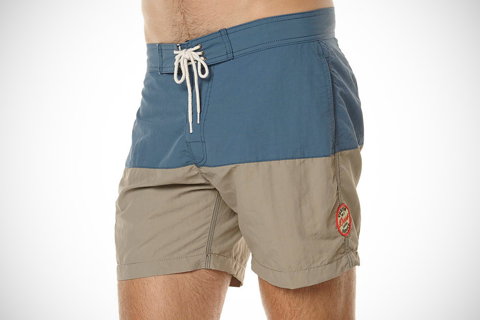 DEUS EX MACHINA CANGGU ORIGINAL BOARDSHORT