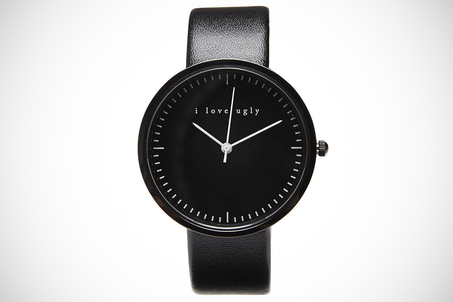 minimal analogue watch