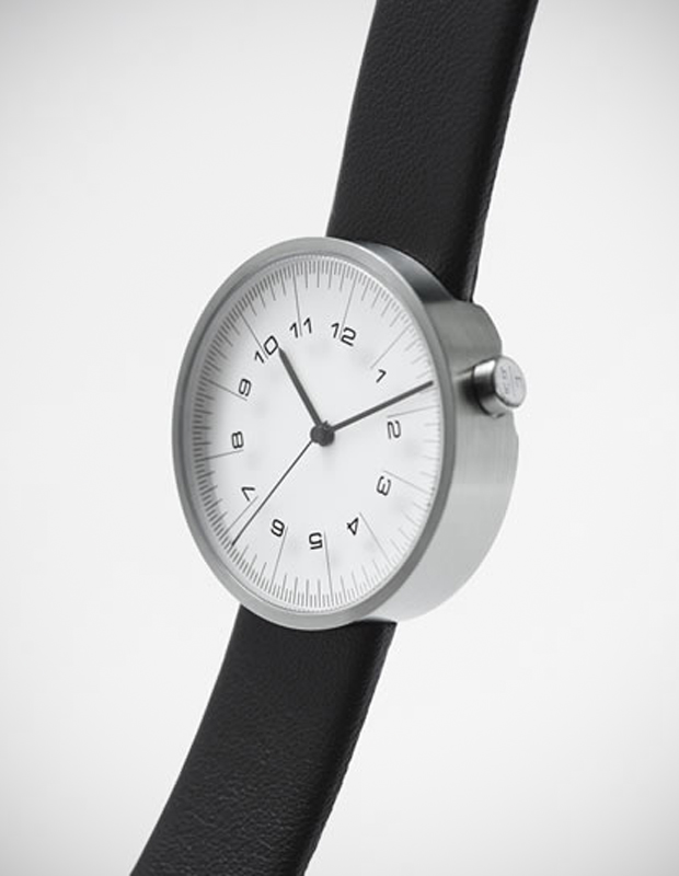 Minimalist Analog Watch