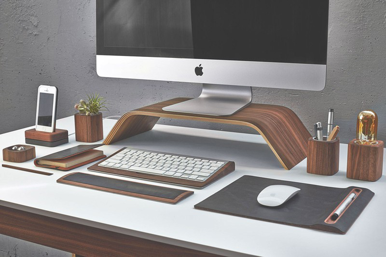 Grovemade Walnut Desk