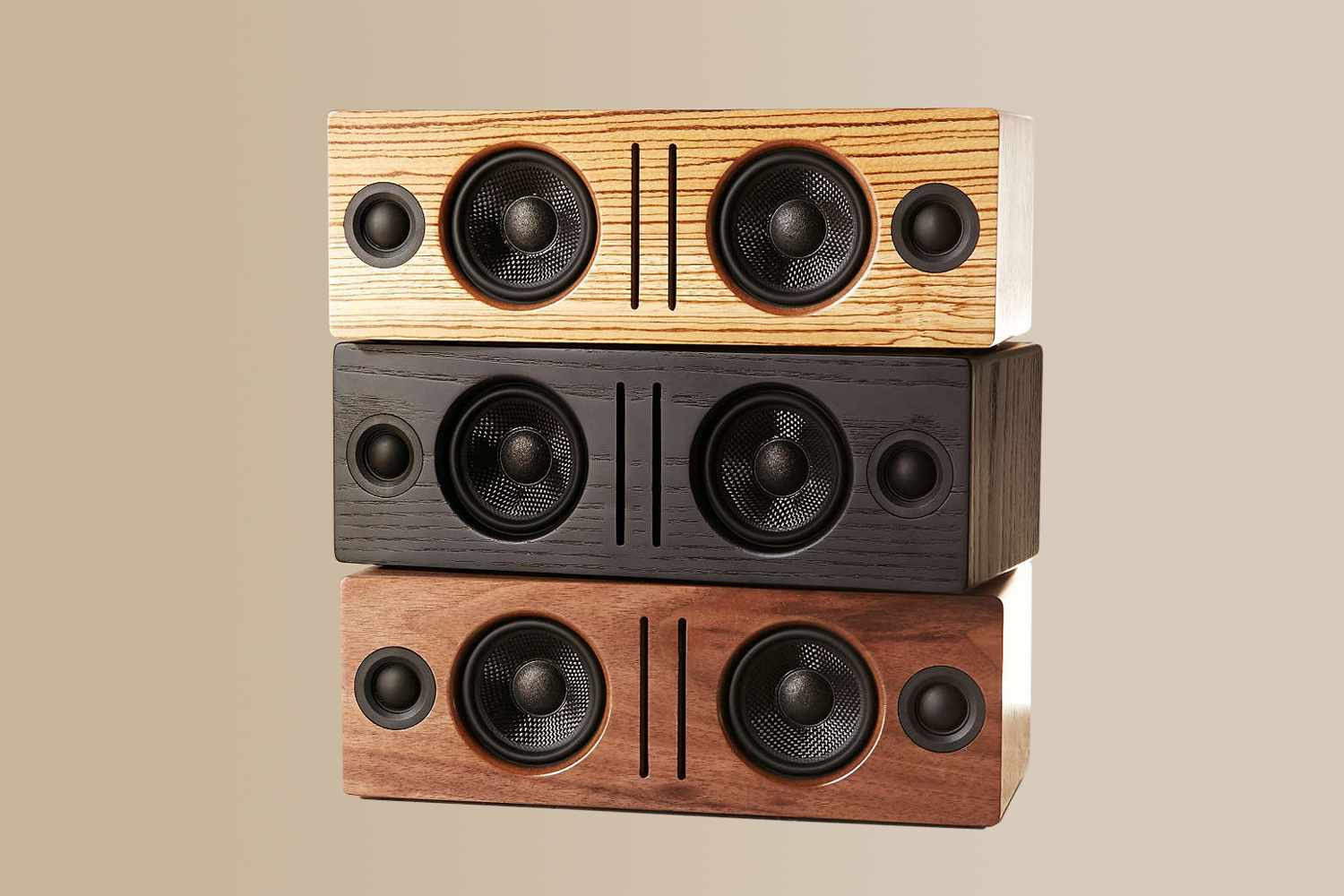 wooden tech gear