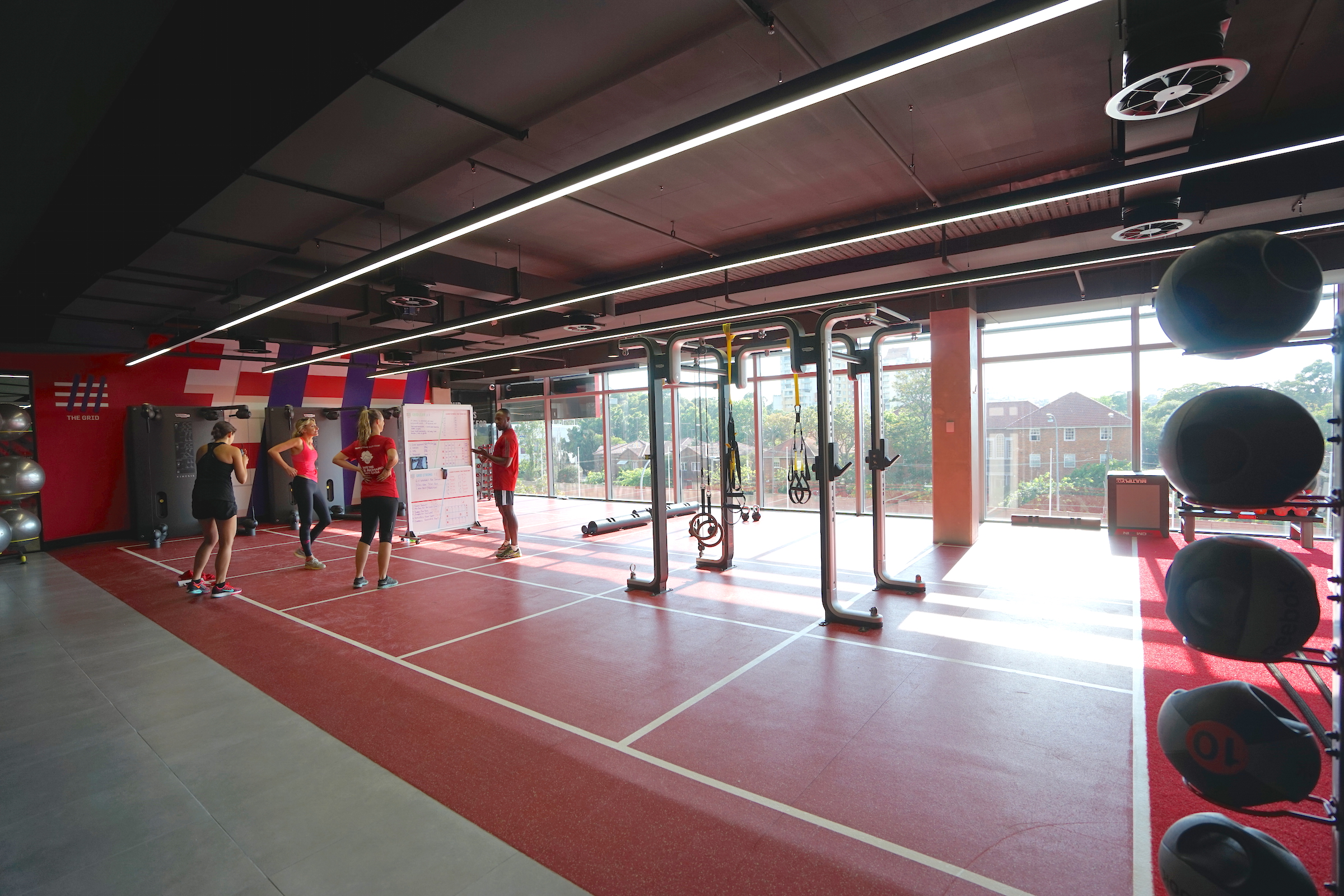 Virgin Active Moore Park