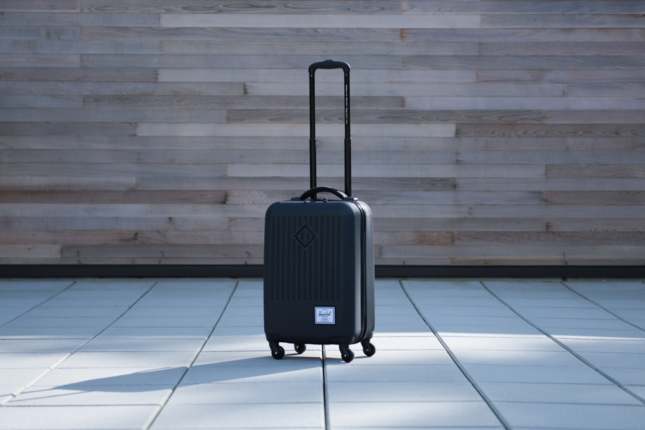 3174a4fa70 Herschel Travel Luggage Collection Expanded - HEY GENTS