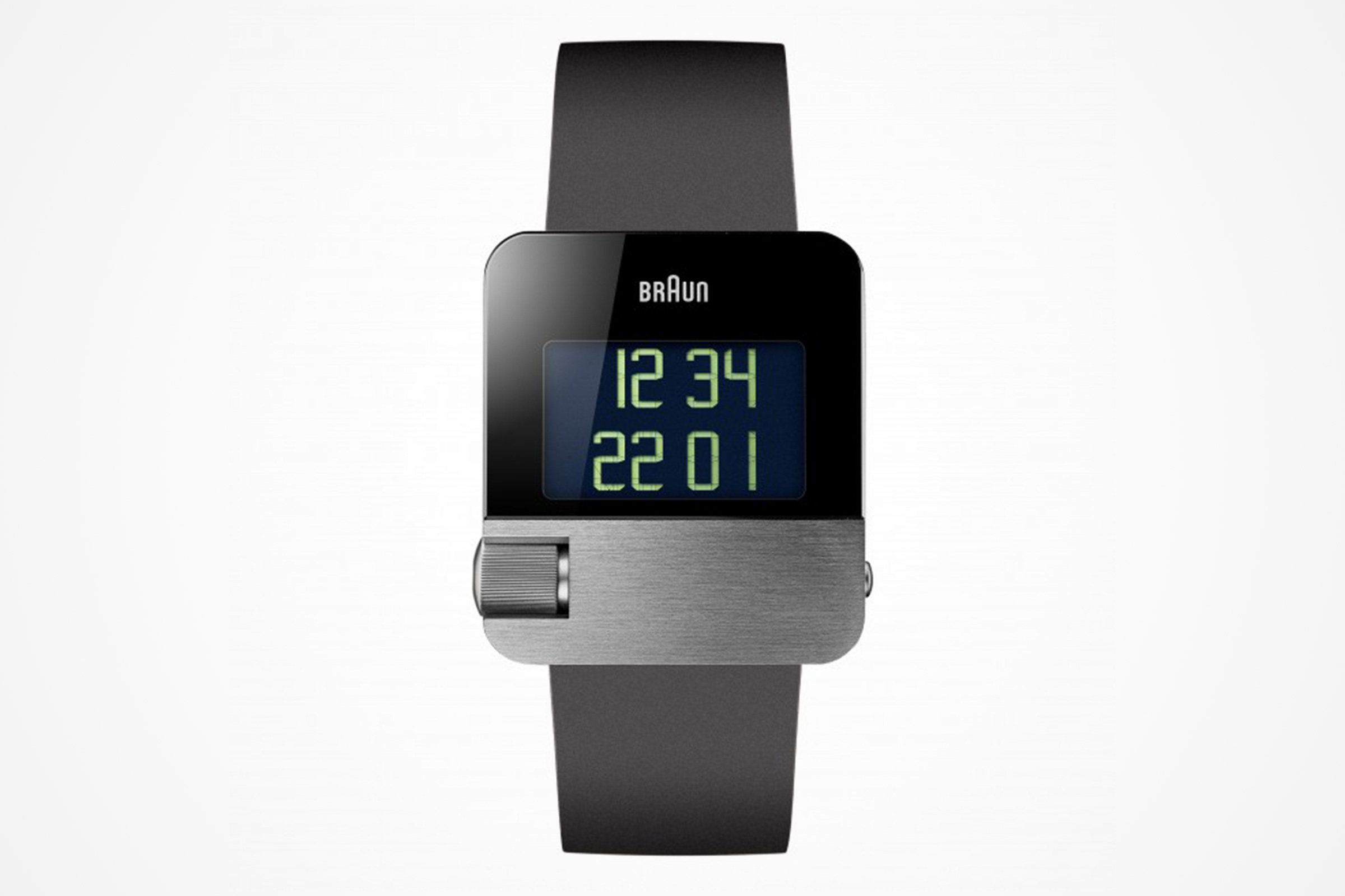 7 Attractively Minimal Digital Watches