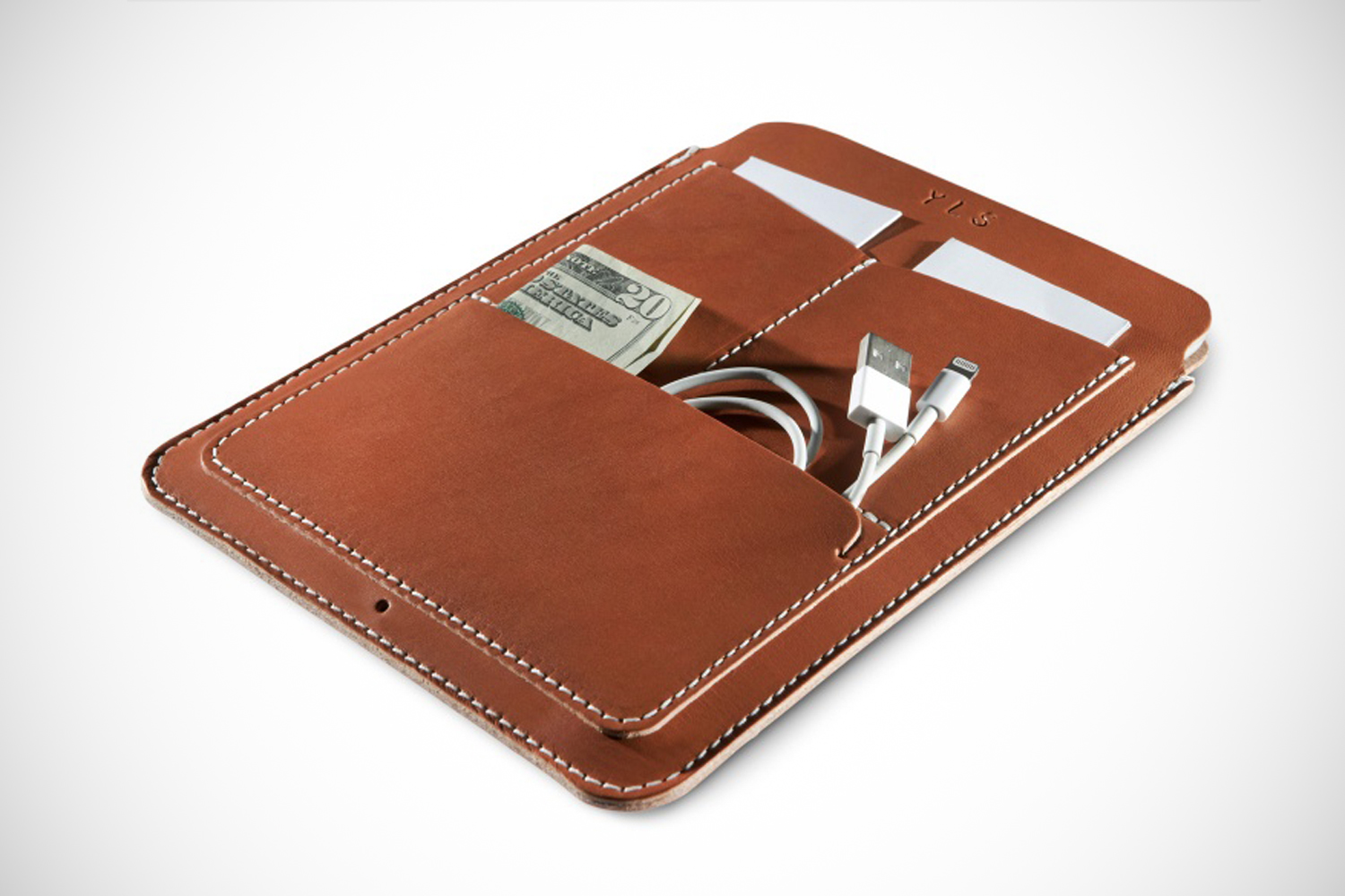 9 Handsome Leather Products For Tech Gear - HEY GENTS