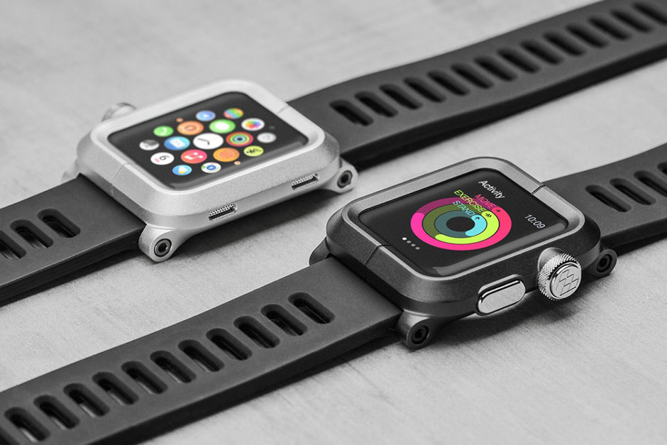 low priced 61794 ba34e Epik Protection For Your Apple Watch | The LUNATIK Epik - HEY GENTS