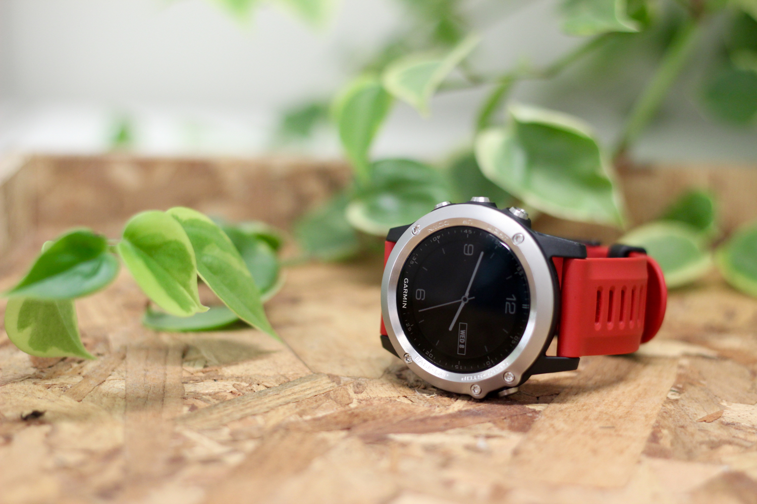 Fēnix watch