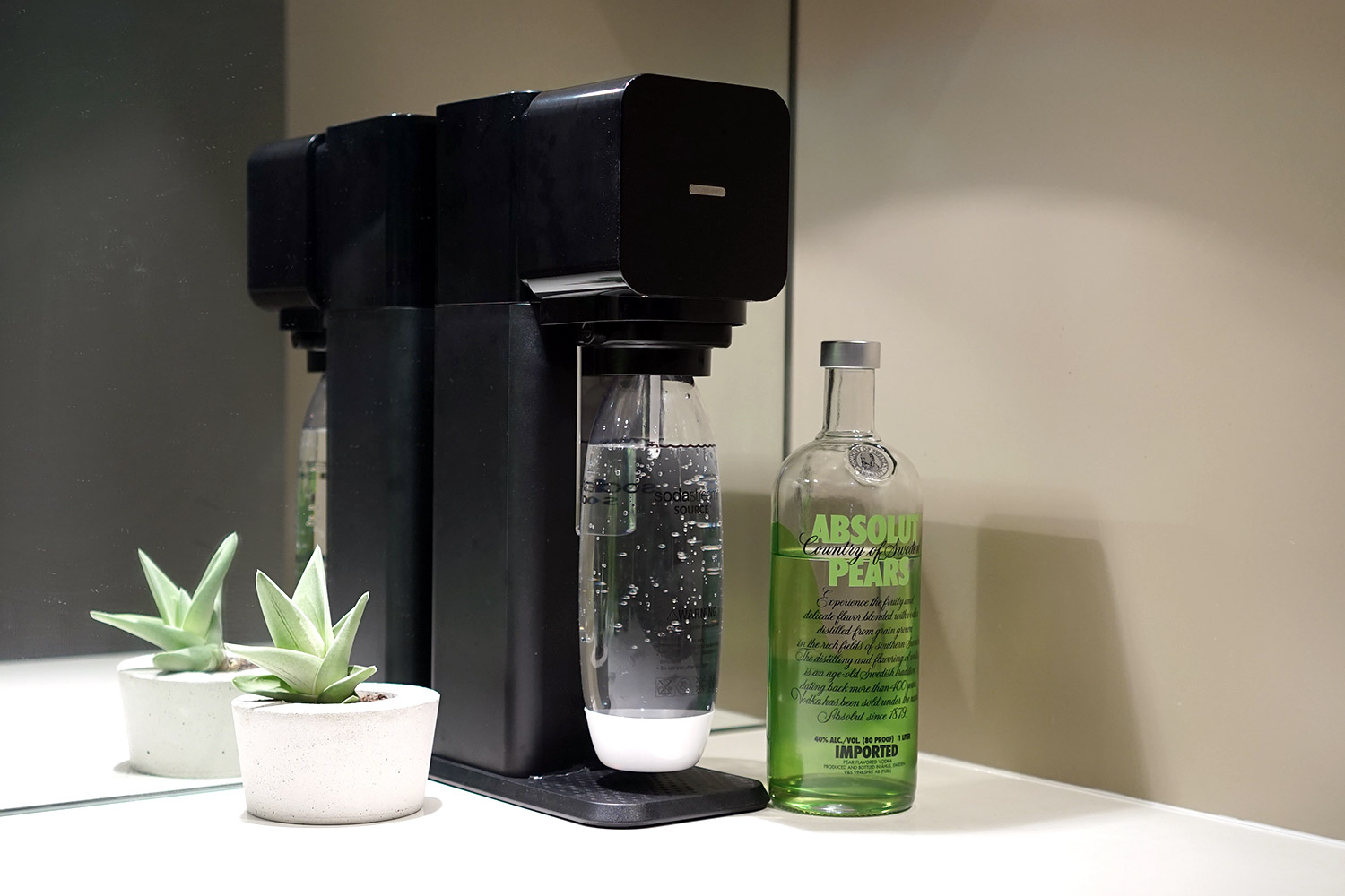SodaStream Cocktail Lessons
