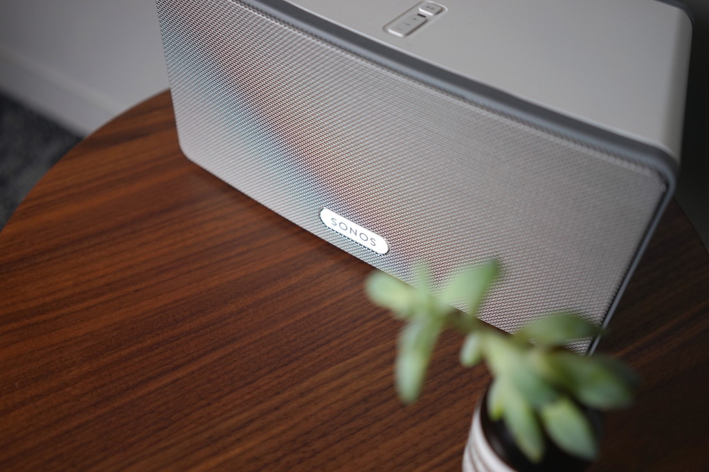 Sonos Play3 HiFi Wifi Speakers