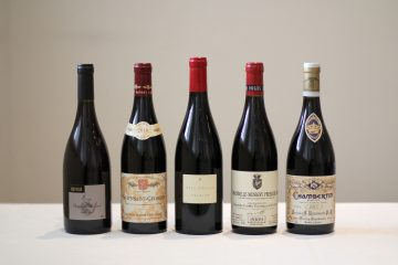 Five Pinot Noirs To Try Before You Die: With Nick Stamford Of MW Wines
