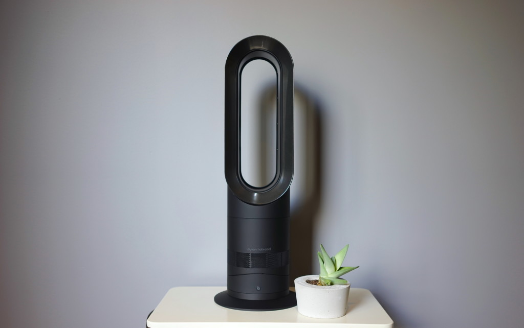 style shouldn 39 t stop at heaters fans dyson am09 hot. Black Bedroom Furniture Sets. Home Design Ideas