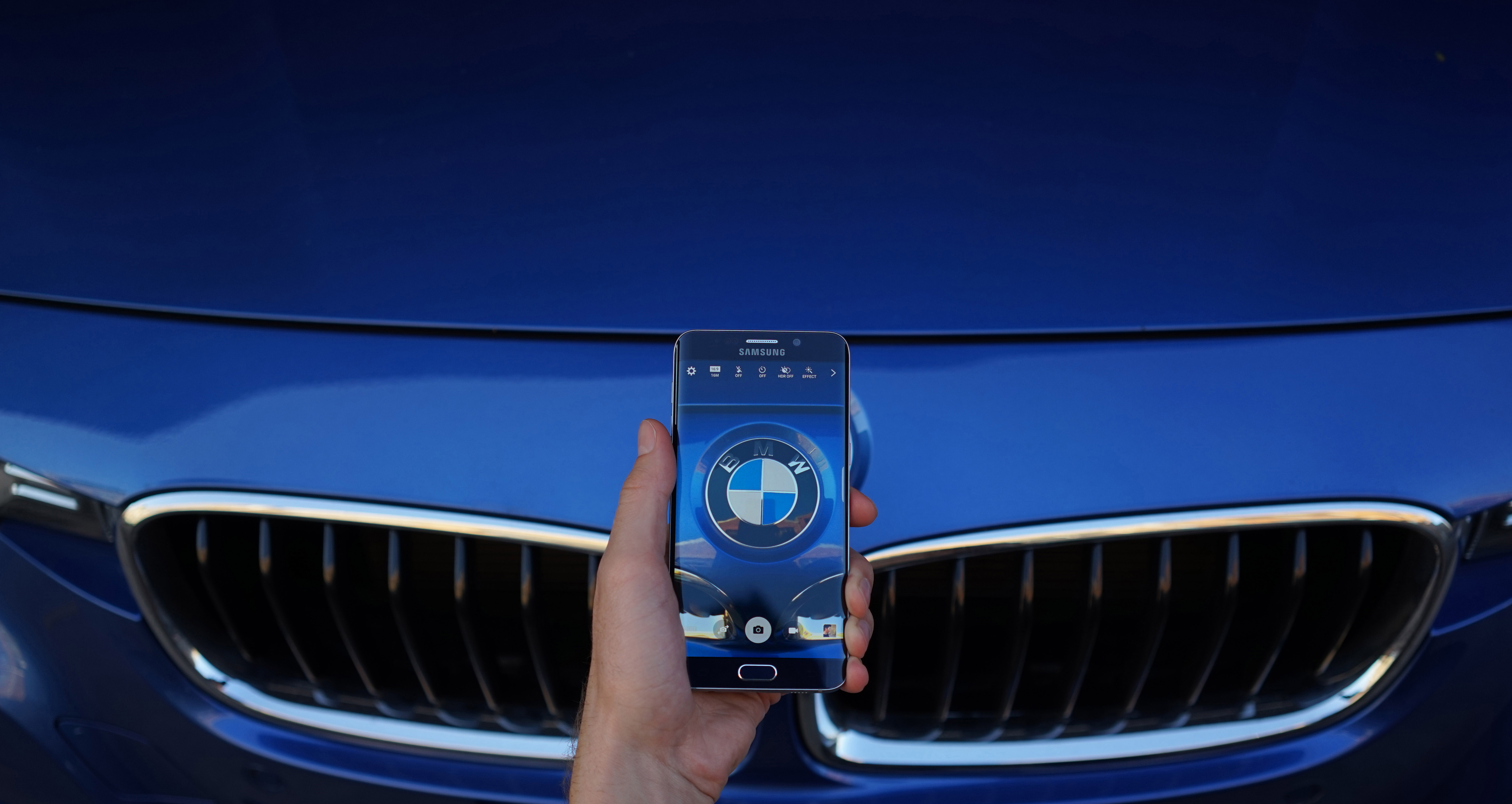 BMW Samsung Galaxy S6 Edge Plus