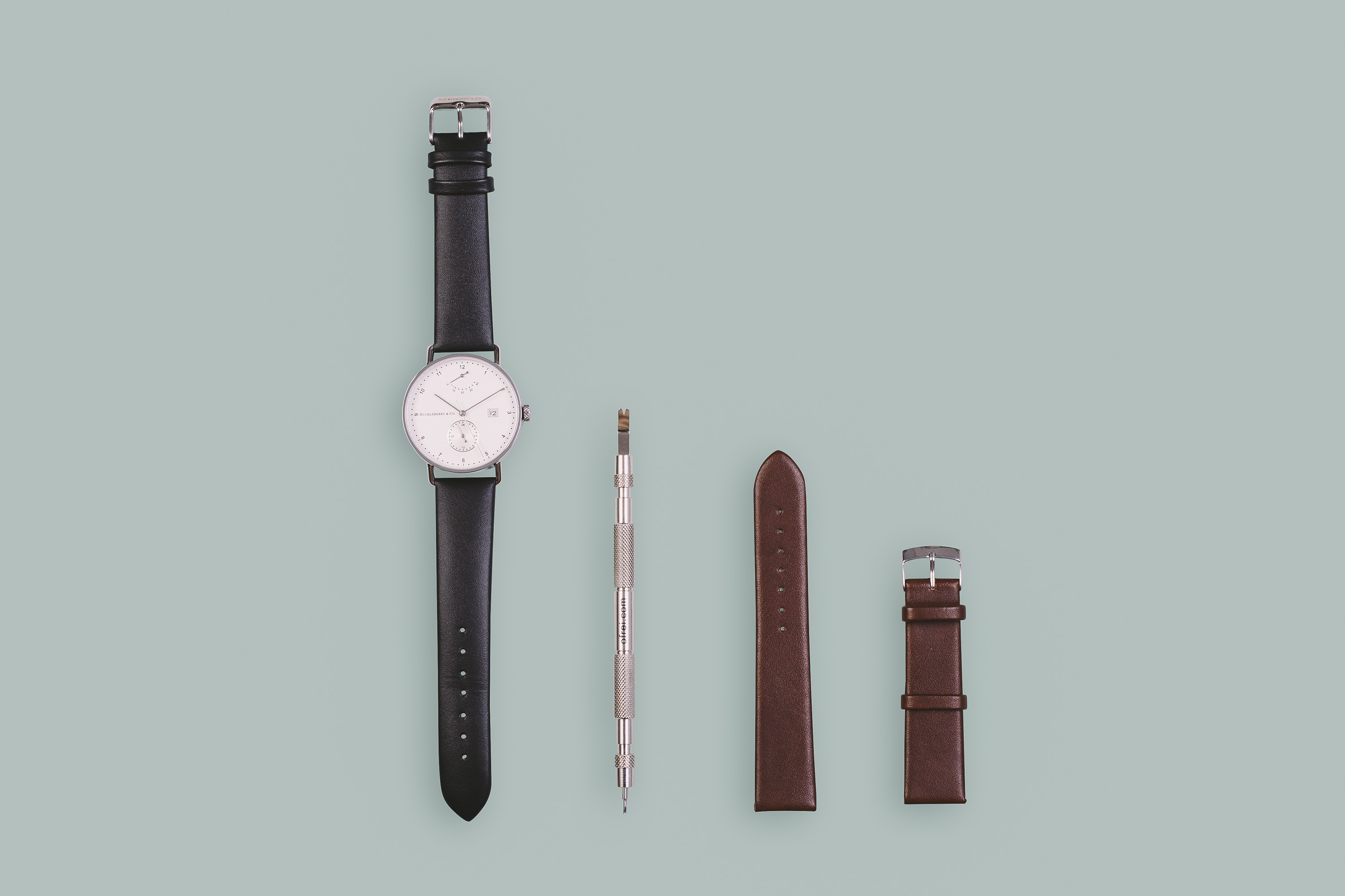 Huckleberry & Co Archibald Watch Designed In Melbourne