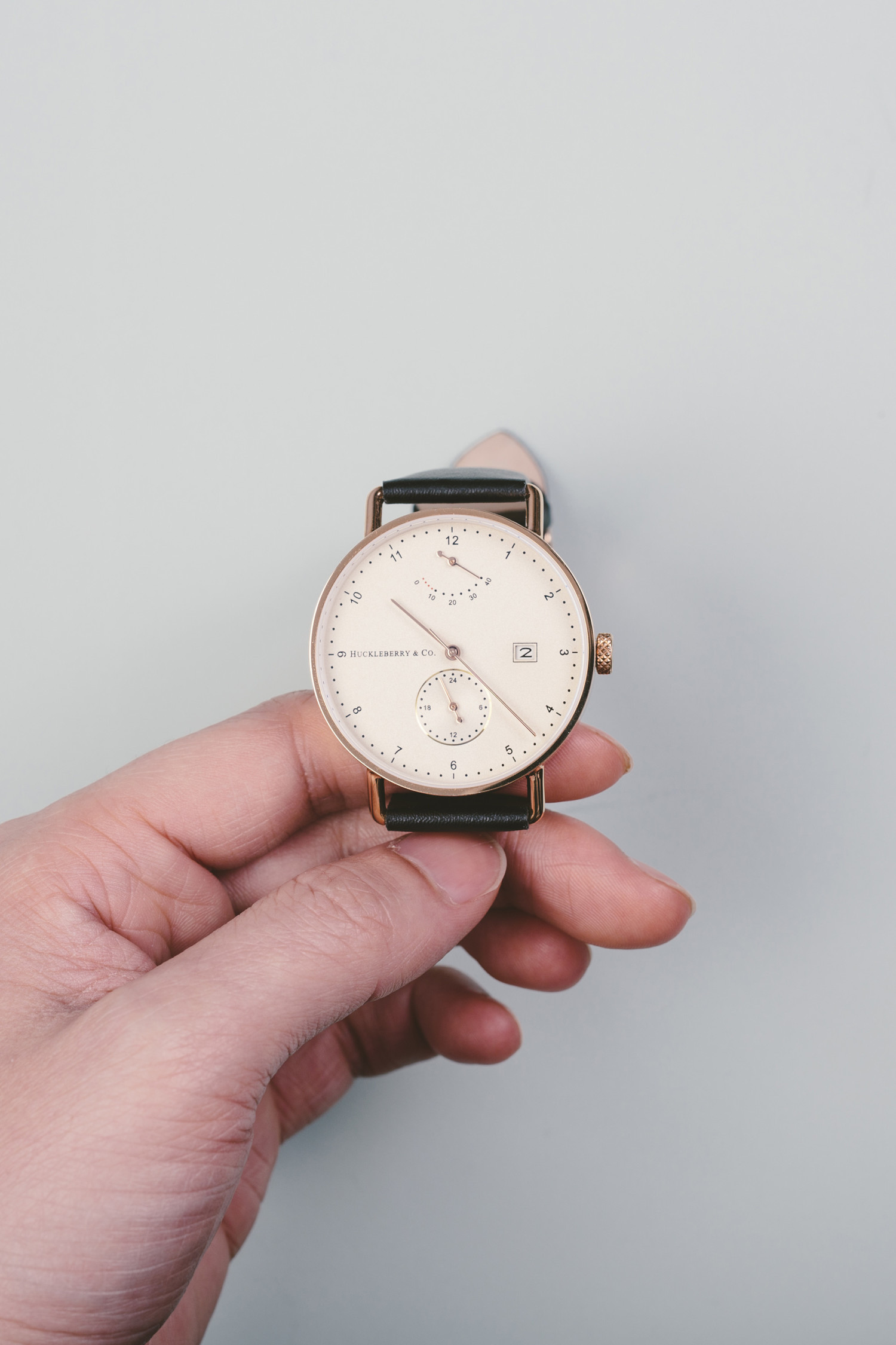Huckleberry Amp Co Archibald Watch Designed In Melbourne