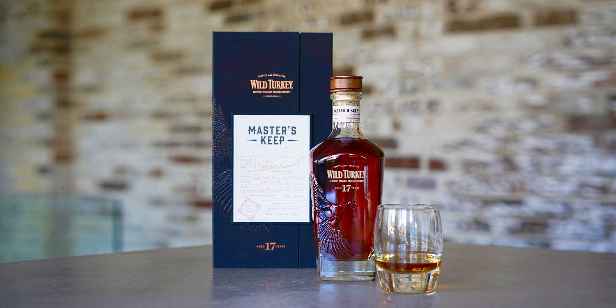 Wild Turkey Master's Keep
