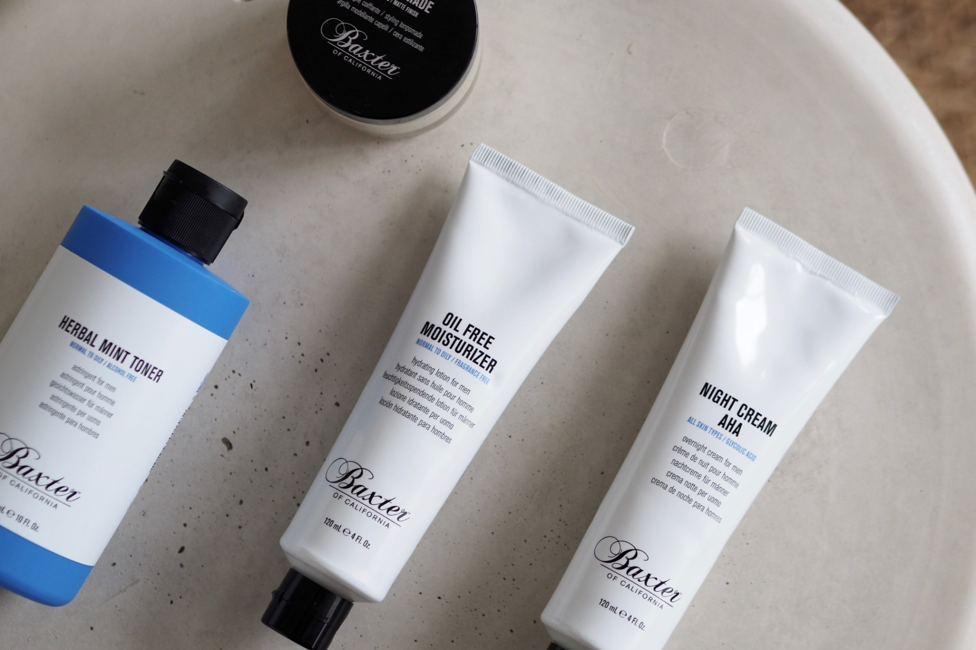 Baxter Of California | Men's Grooming Essentials Since 1965