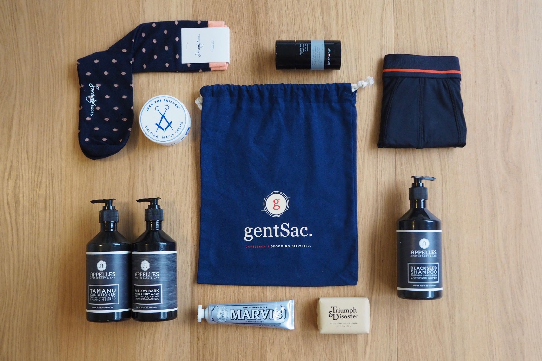GentSac | Hey Gents