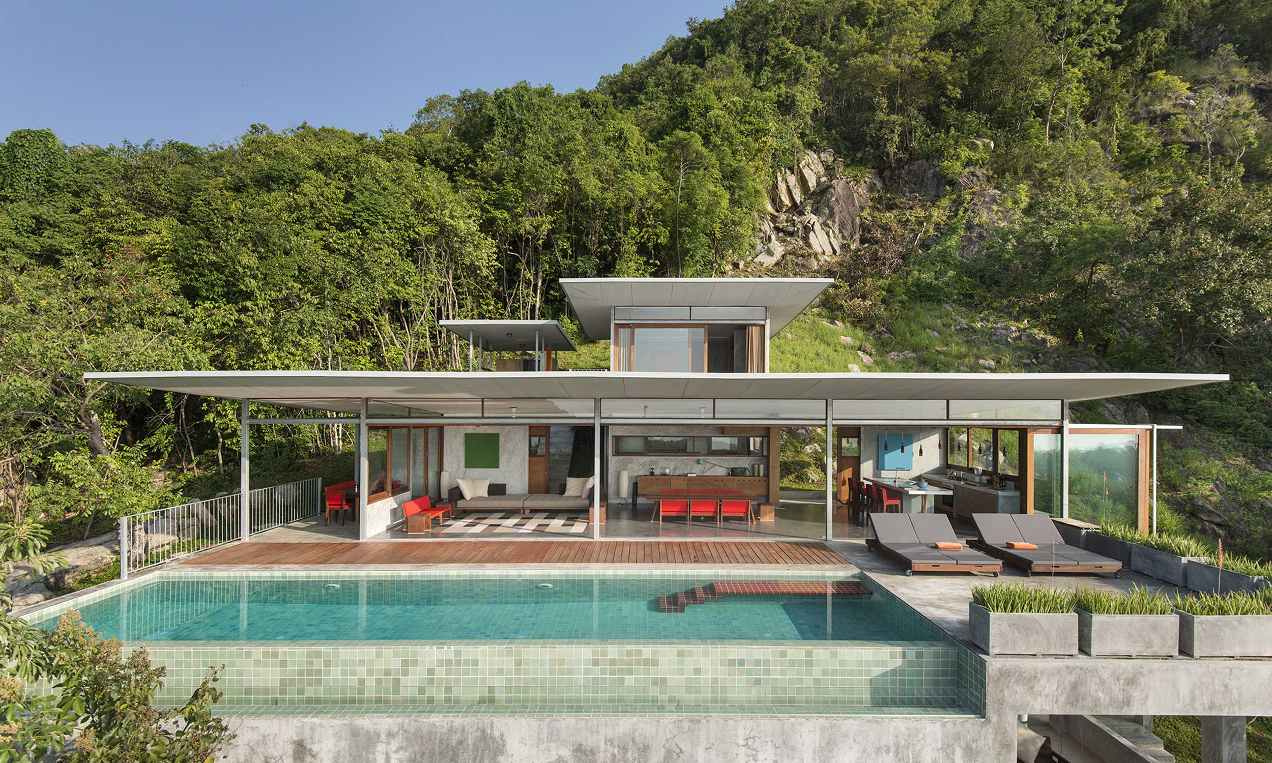 the naked house - Houses for Rent in Ko Samui, จั