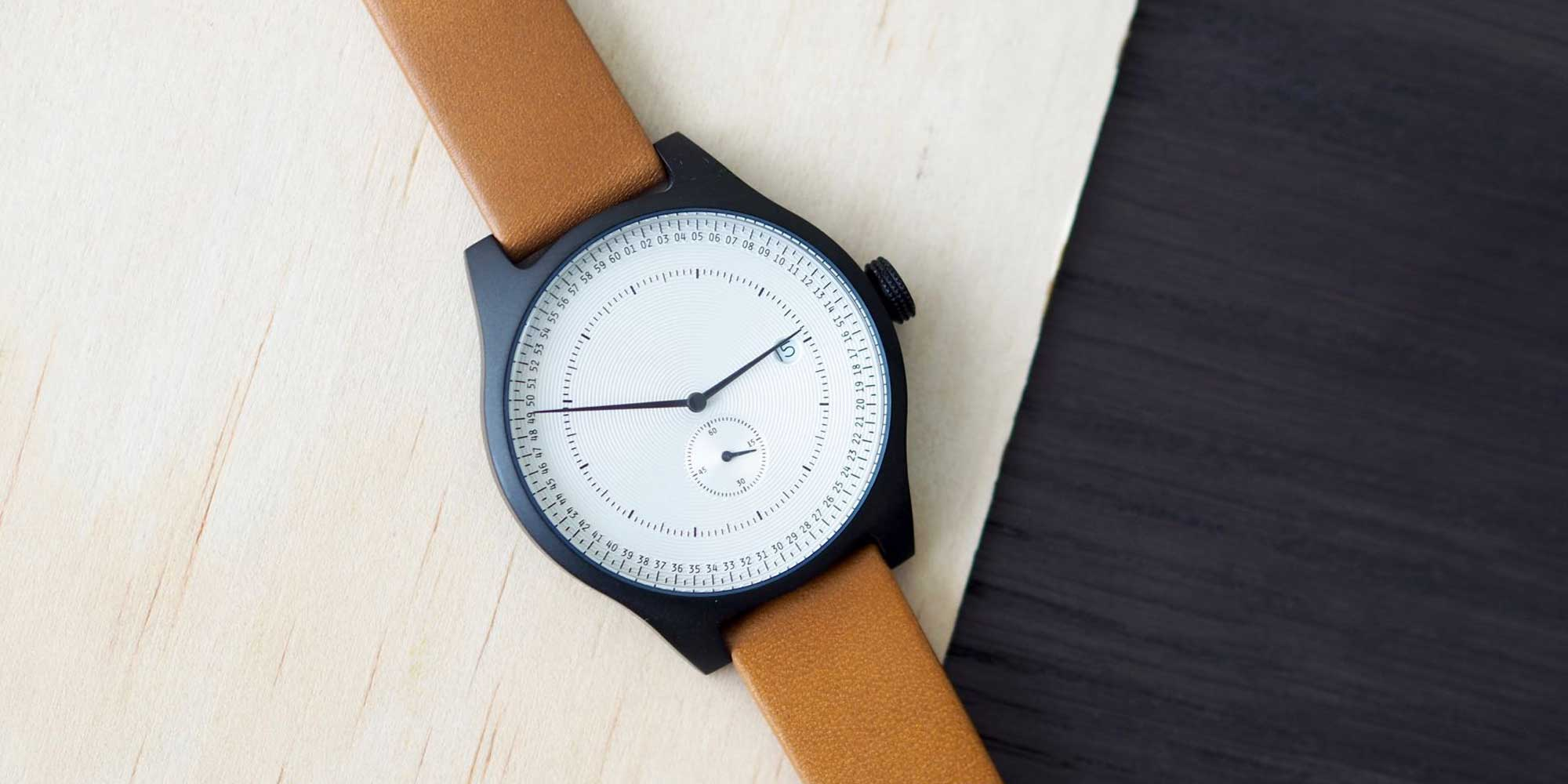 Minimal & Functional Watches by squarestreet