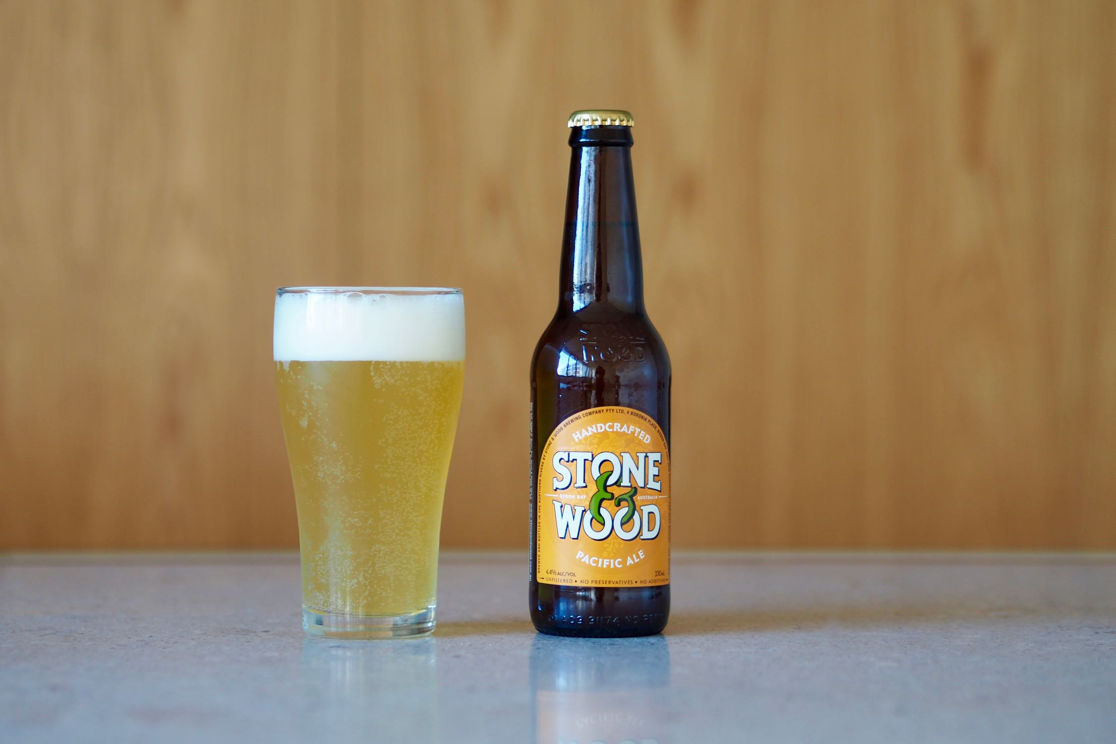 Stone & Wood Pacific Ale Review