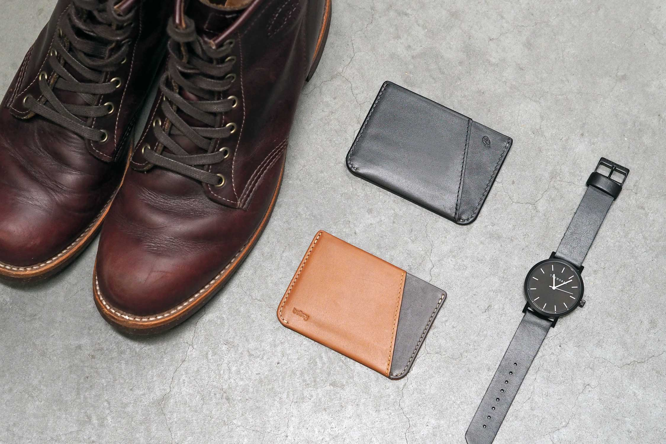 Quality Leather Goods For Men