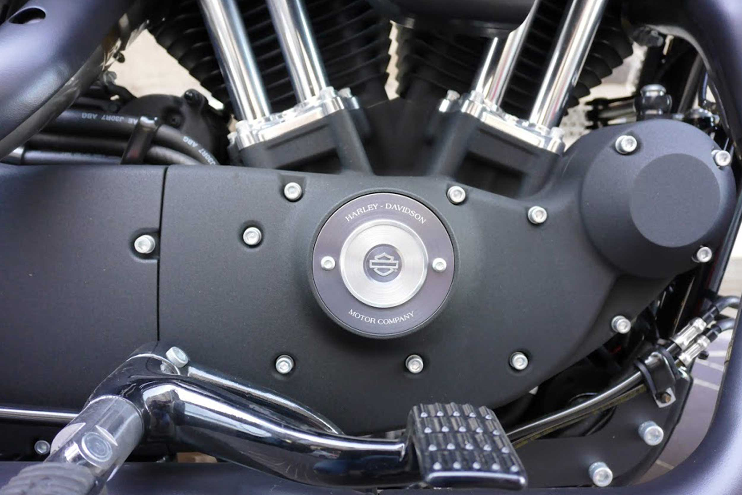 Harley-Davidson 2016 Iron 883 Review