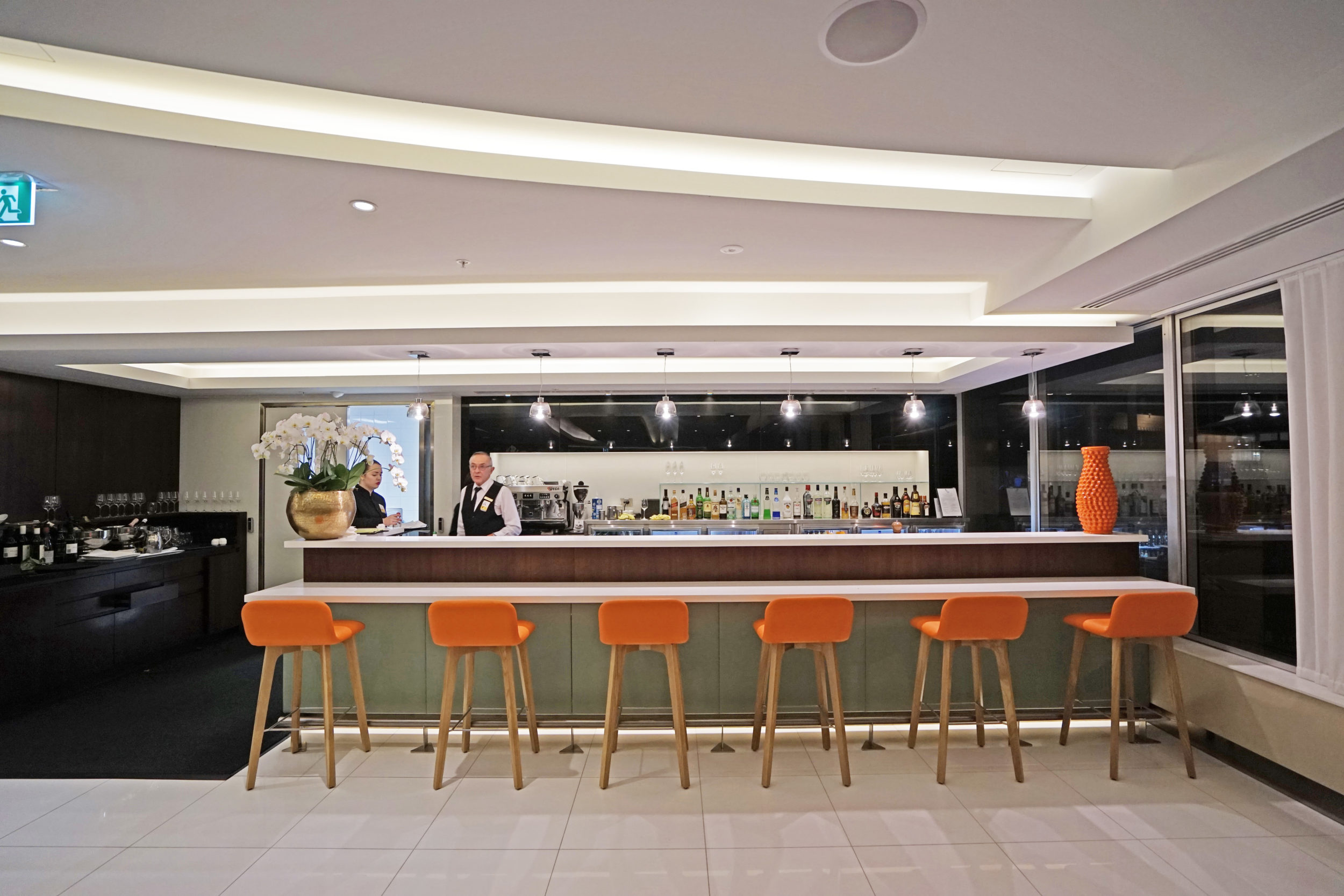 Etihad Airways Sydney Premium Lounge