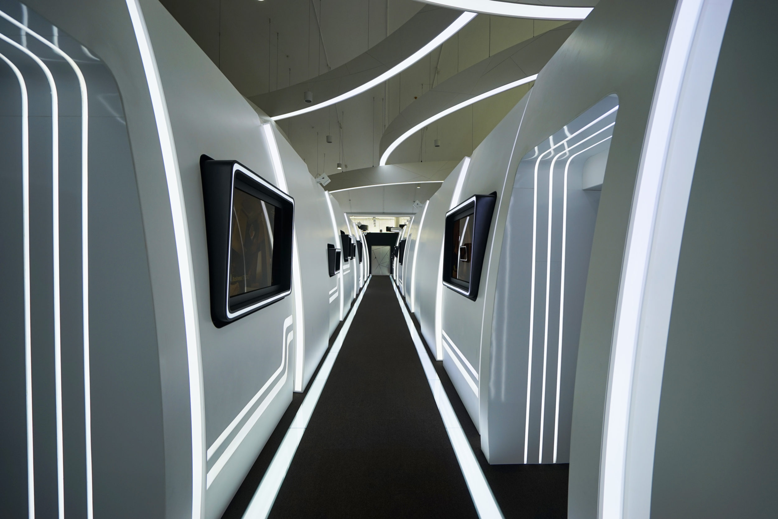 Etihad Airways Innovations Centre