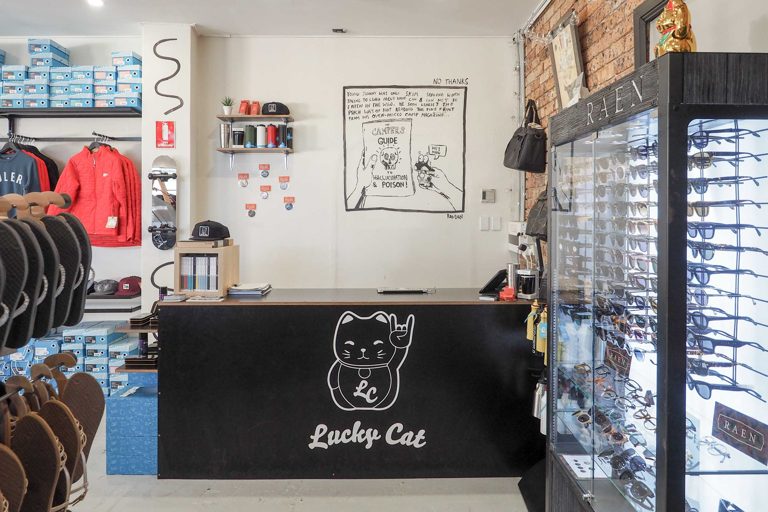 Lucky Cat Store
