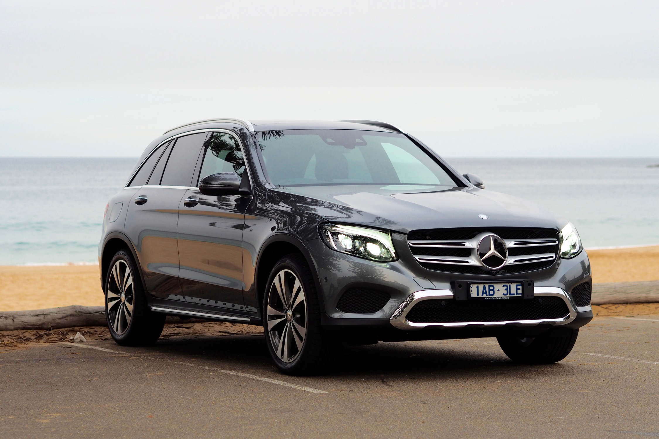 Mercedes GLC 250d Review