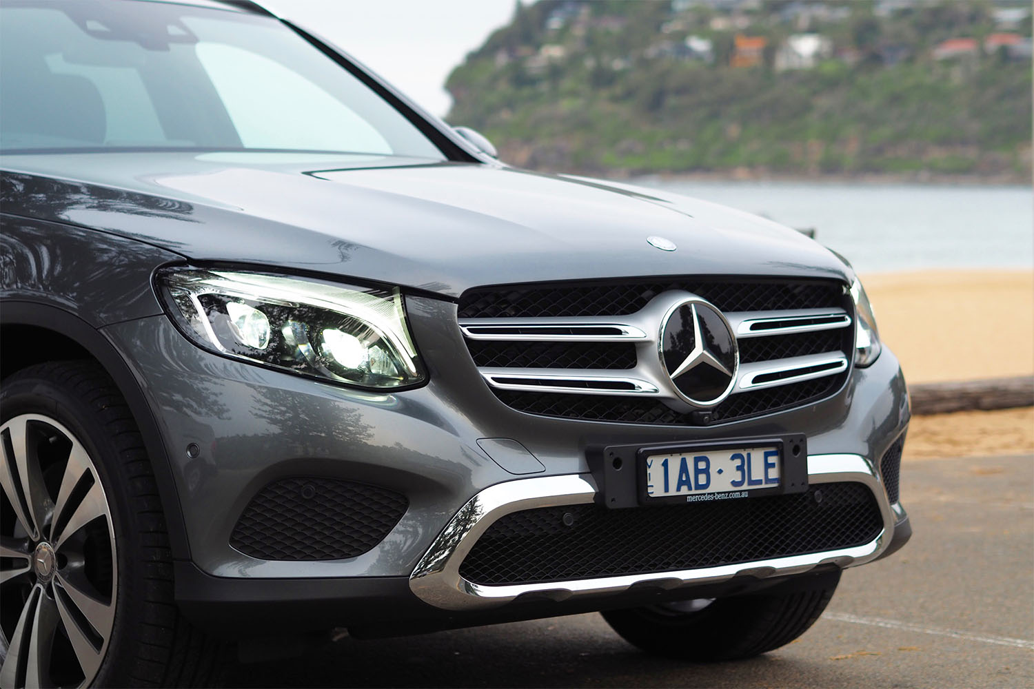 Mercedes-Benz GLC 250d Review
