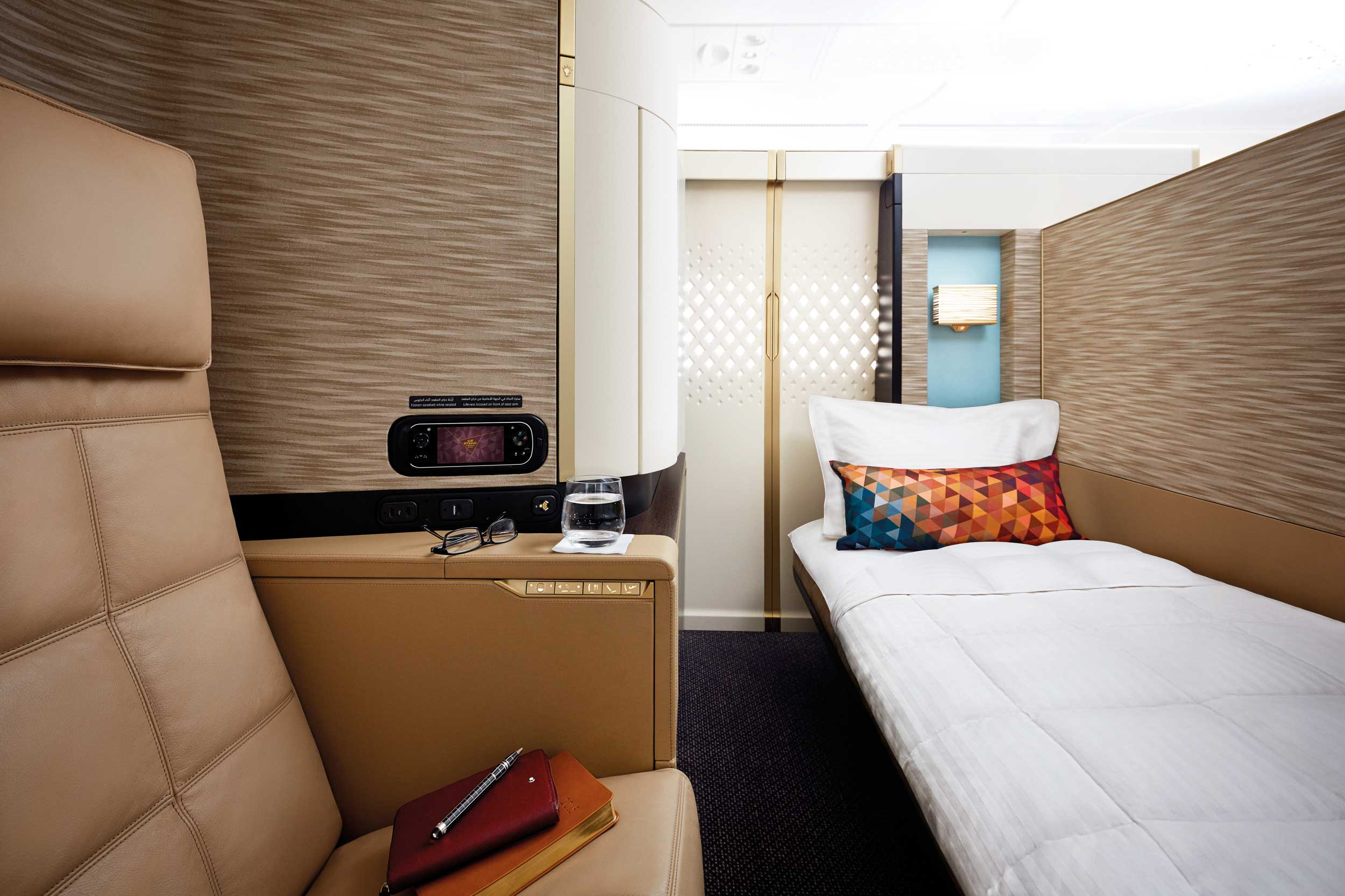 Etihad Airways Introduces The Residence To Melbourne