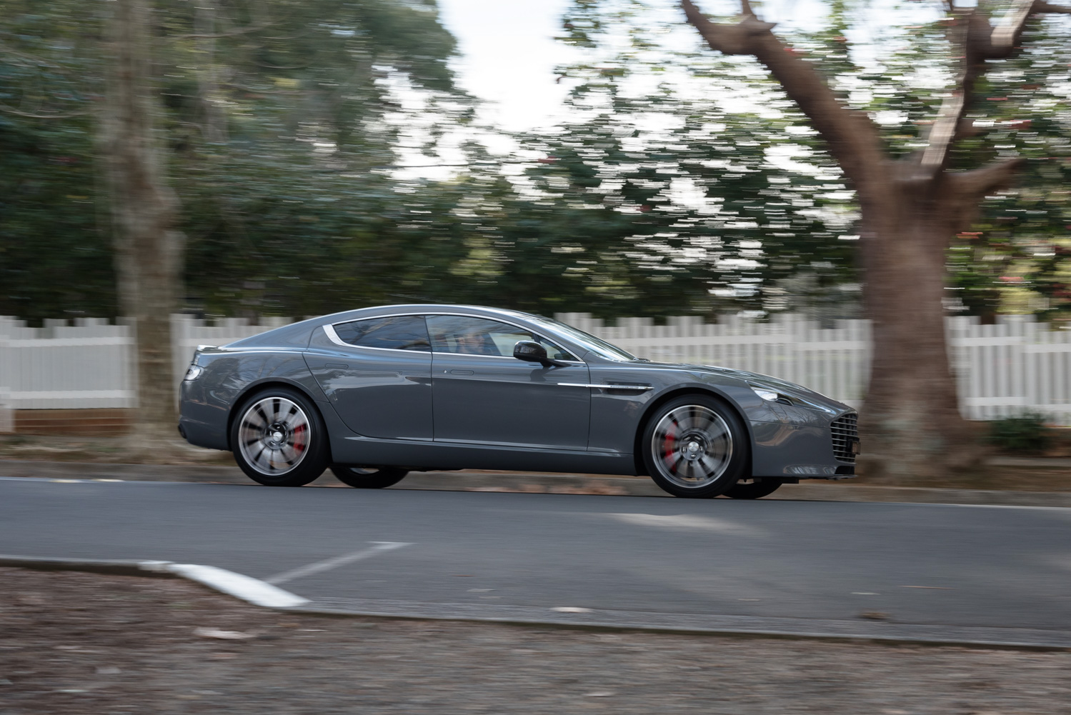 2016 Aston Martin Rapide S Review
