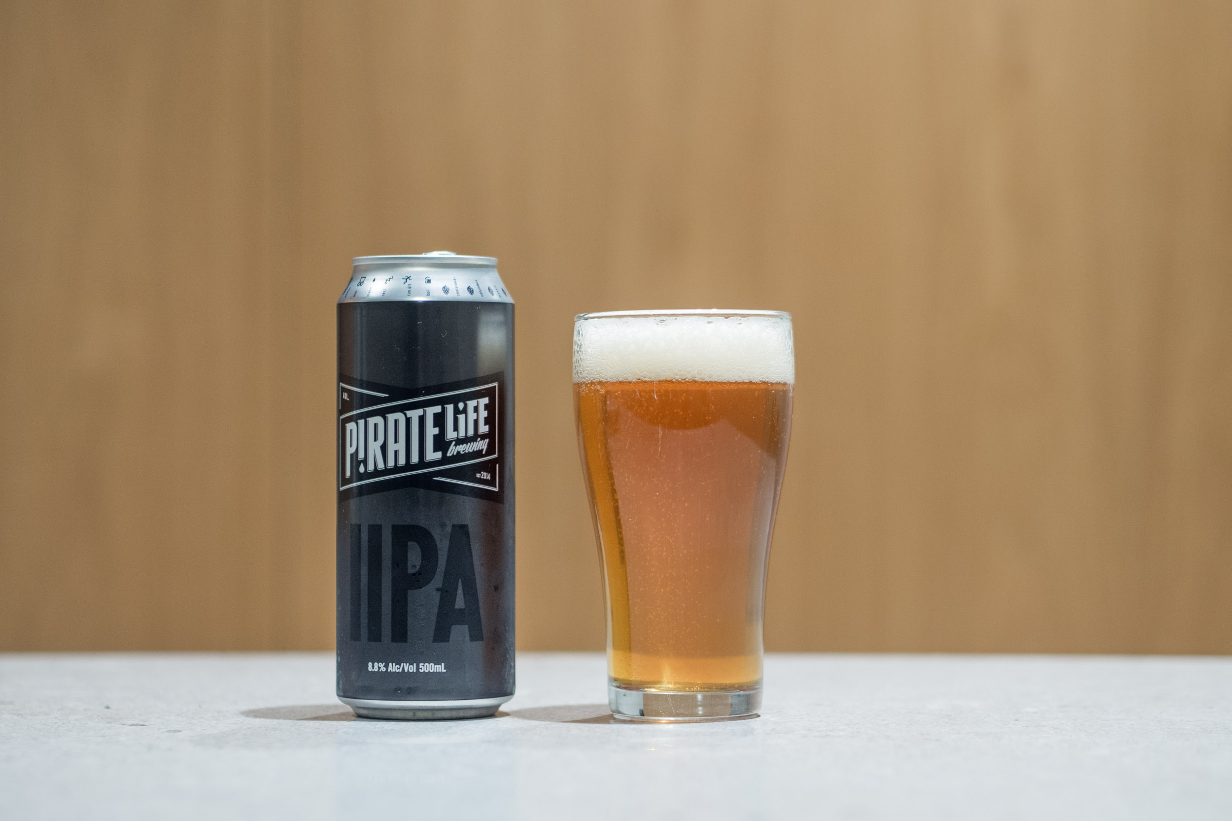 Pirate Life Brewing IIPA Review