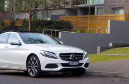 Mercedes-Benz C250 Review