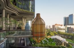 PARKROYAL On Pickering Review | A Well-Designed & Sustainable Hotel
