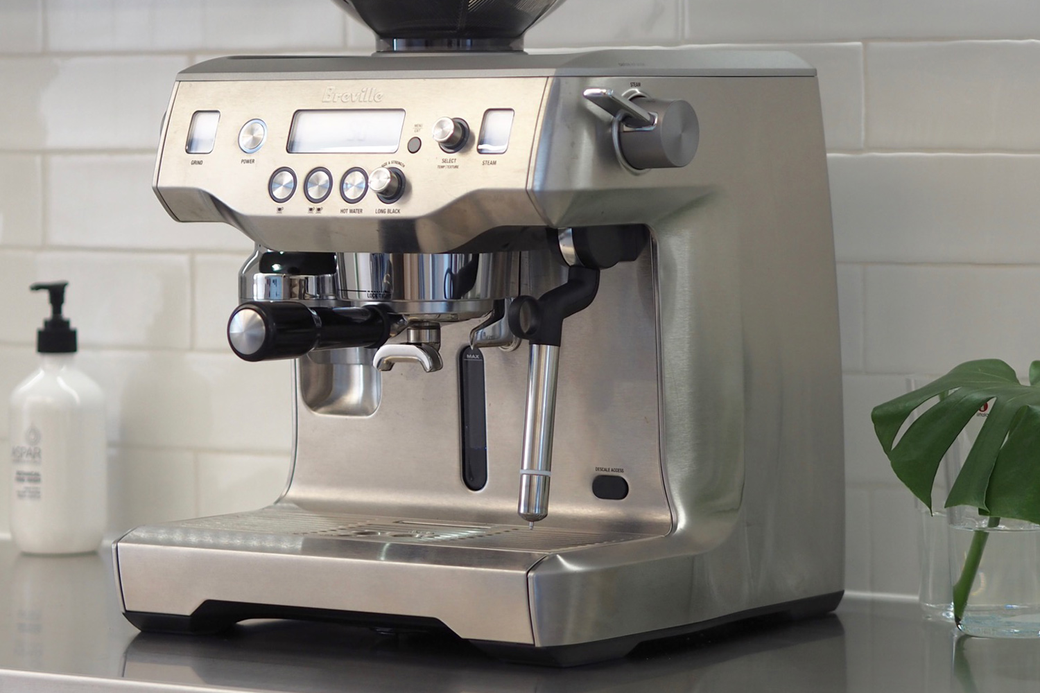 Breville Oracle Review  Barista Quality Coffee Made Simple