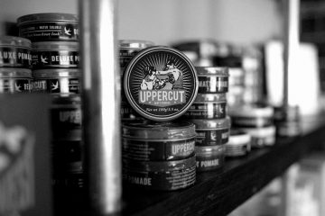 Introducing The Uppercut Deluxe Matt Pomade | Hair Styling Made Easy