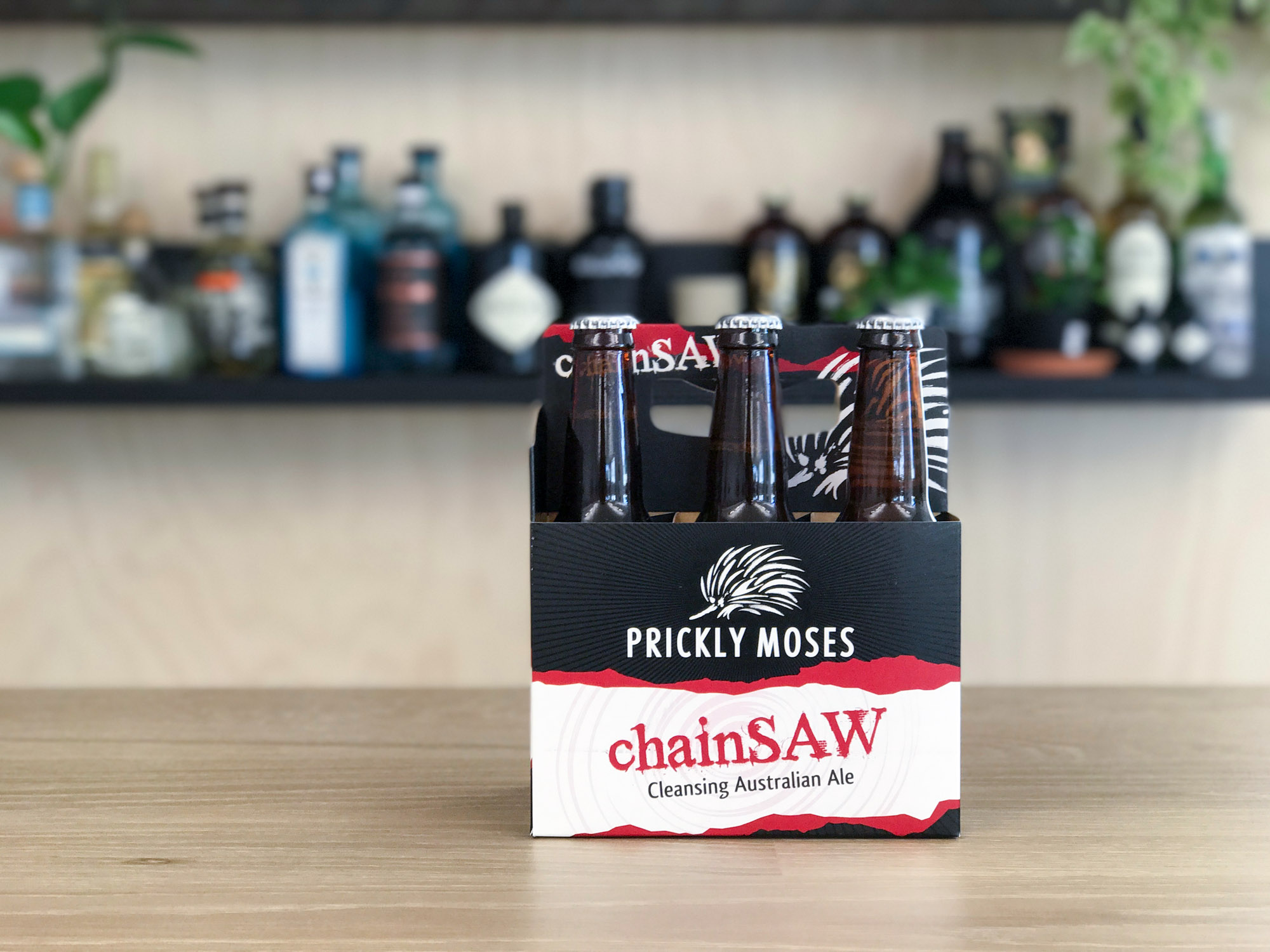 The Monthly Beer Digest: Prickly Moses ChainSAW Review
