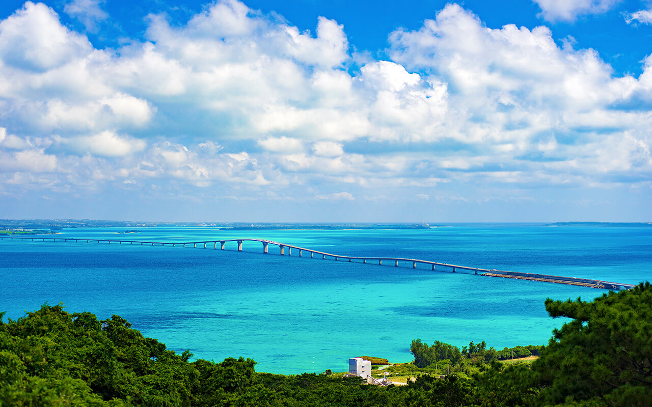 Experience Life On The Tropical Islands Of Japan's Okinawa Prefecture