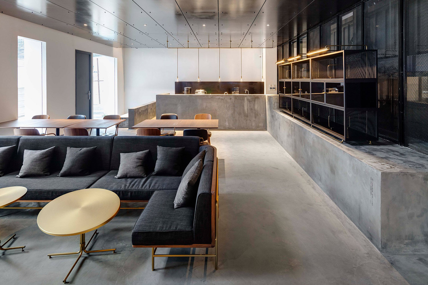 The Garage By Neri&Hu | From Former Missile Factory To Industrial Offices