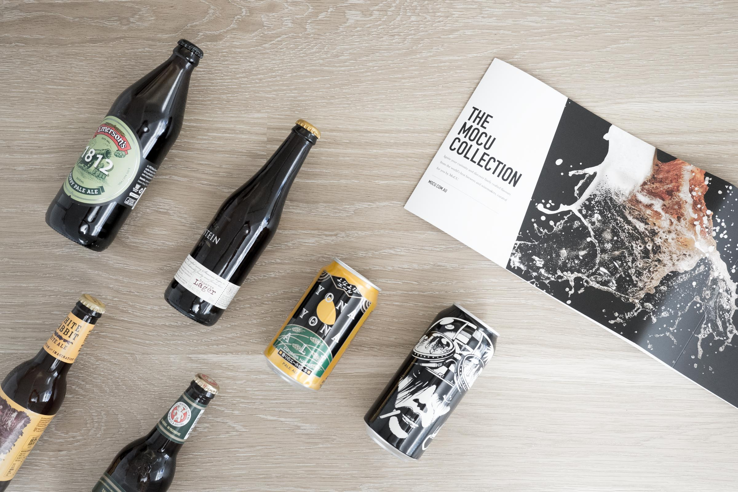 MoCU Delivers Speciality Beers, Wines & Ciders Straight To Your Door