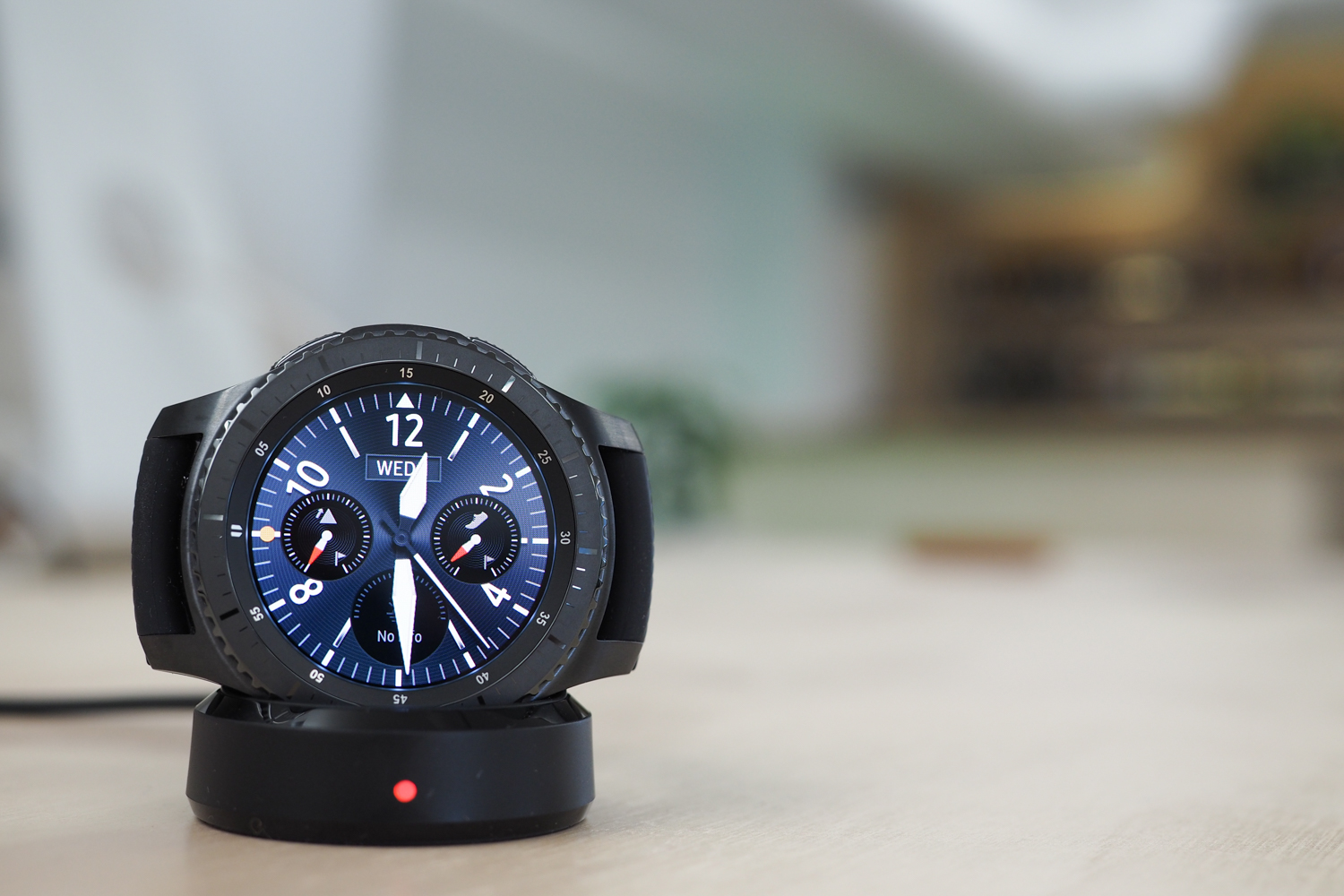 Samsung Gear S3 Frontier Review | A Modern Classic