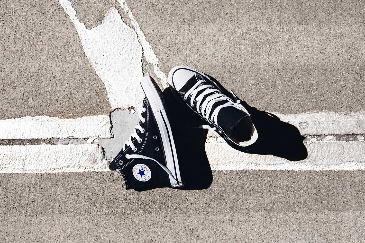 Converse Kicks Off The Converse Forever Chuck Lookbook Series