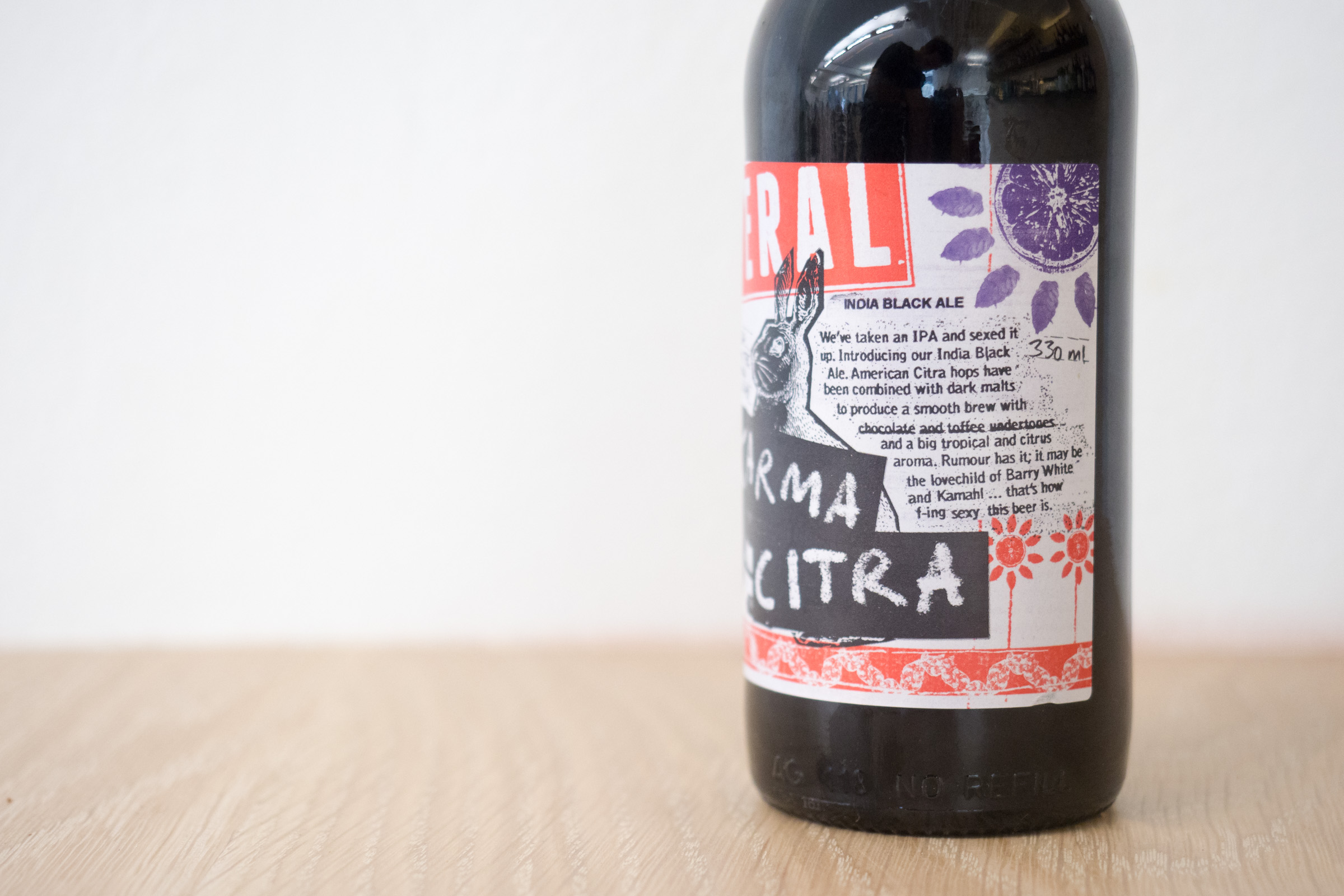 Feral Brewing Company The Karma Citra review