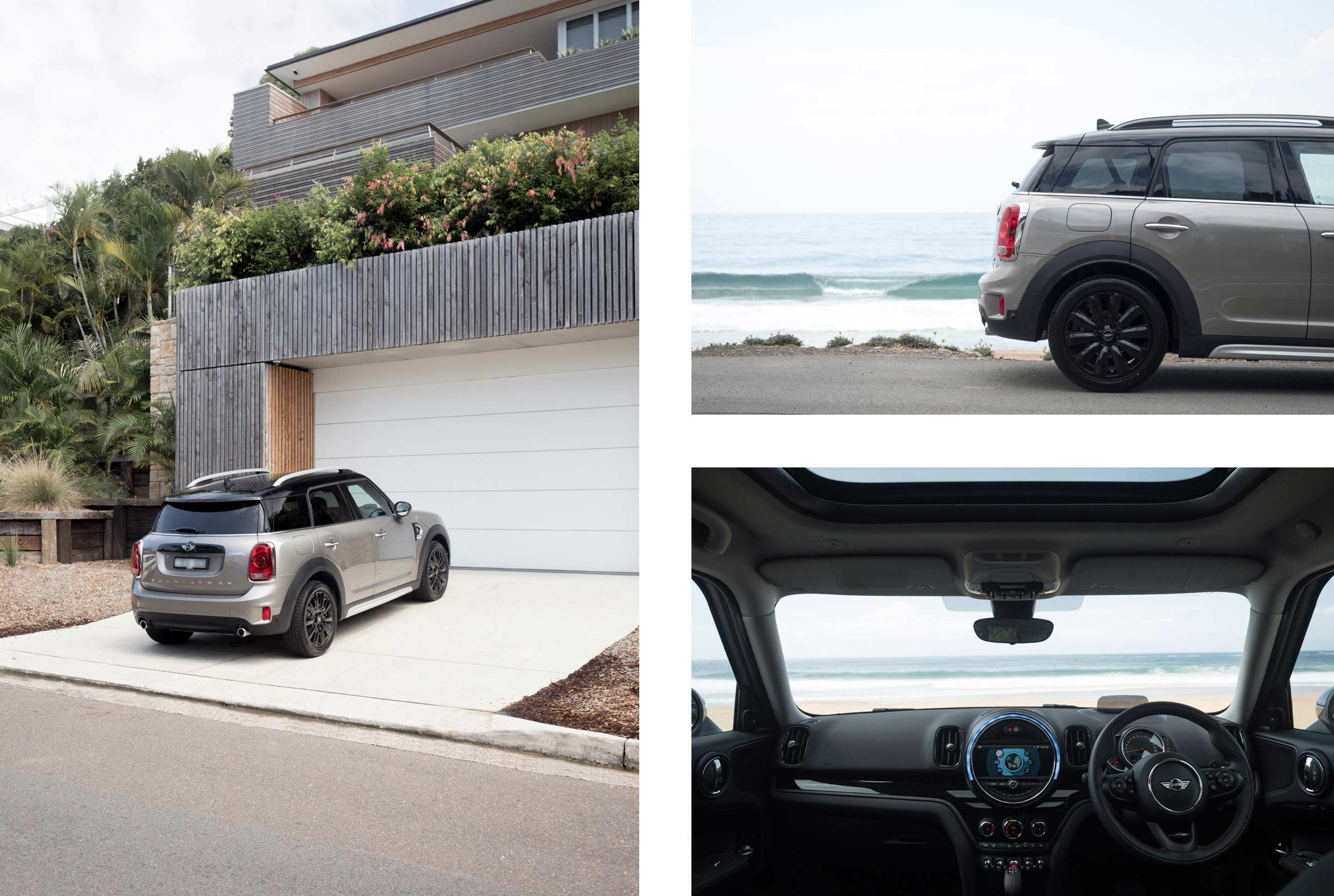 MINI COUNTRYMAN BEACH