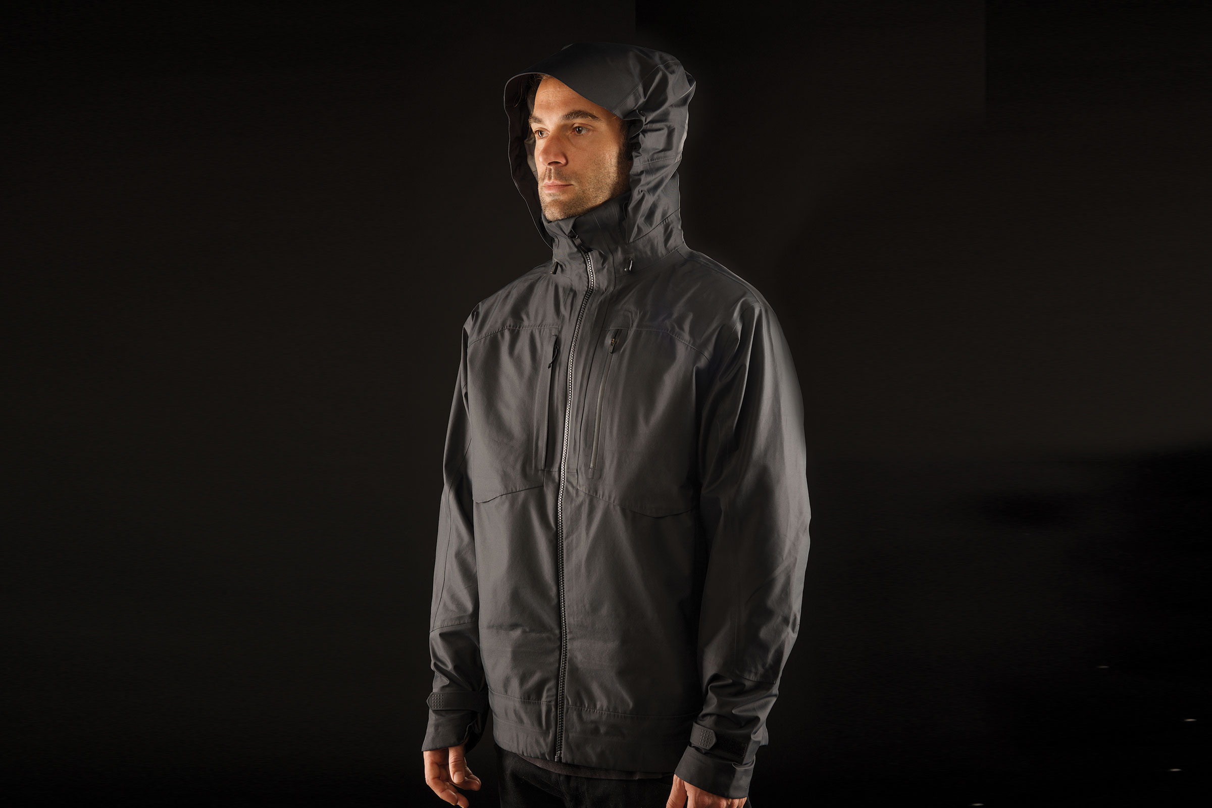 versatile clothing for unpredictable weather